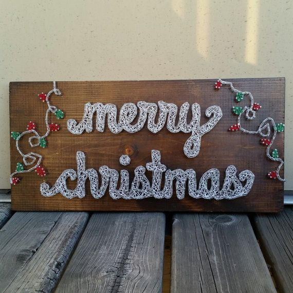 Hey, I found this really awesome Etsy listing at https://www.etsy.com/listing/210513325/string-art-sign-merry-christmas-sign