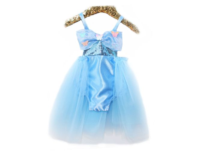 Butterfly Cinderella Princess Sparkle Tutu Romper #BelleThreadsPinterest