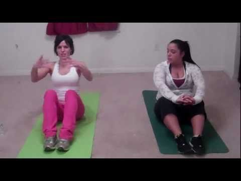All About ABs: Melissa Bender Fitness Workout