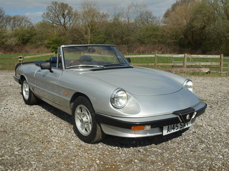 Looking For Used Alfa Romeo Spider Cars? Find Your Ideal Second Hand Used Alfa  Romeo Spider Cars From Top Dealers And Private Sellers In Your Area With ...