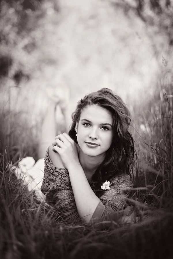 Senior portrait. love. Katka by Jana Kvaltinova