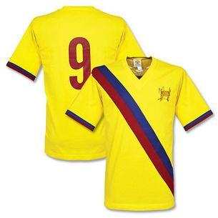 FC Barcelona 1970s Cruyff Classic Away Shirt