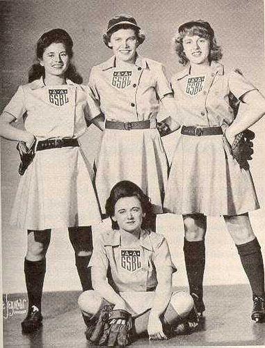 female-pro-baseball-players | heather | Flickr