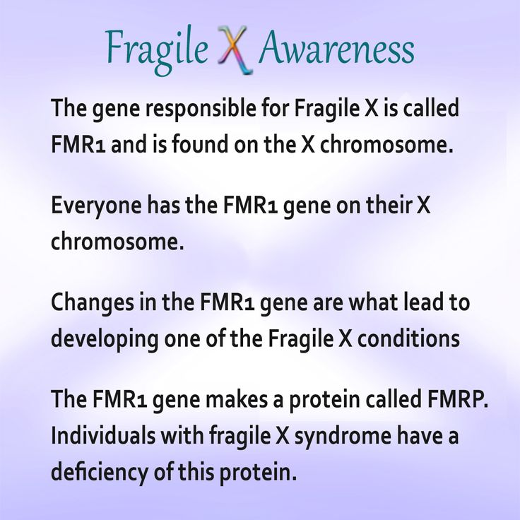 Fragile X Syndrome - Essay Example