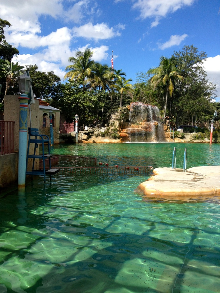 Venetian pool coral gables florida coral gables for Pool show coral gables