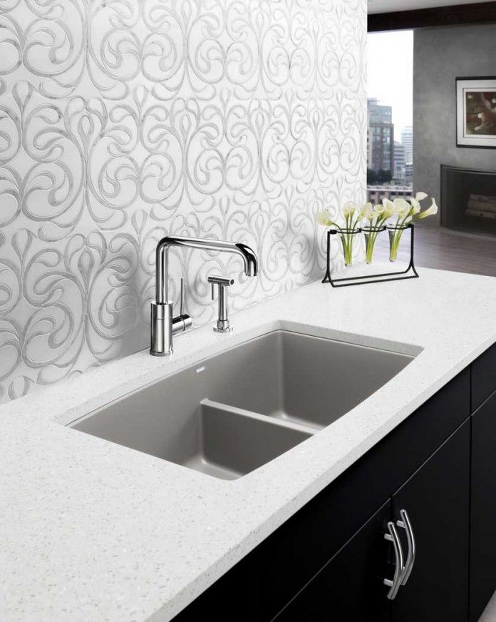 12 best BLANCO Kitchen Faucets images on Pinterest | Kitchen faucets ...