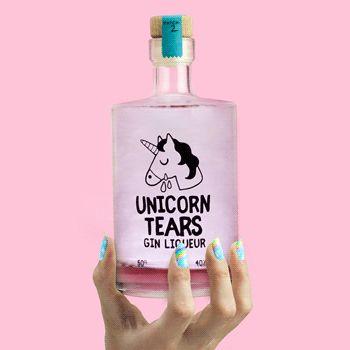 Firebox revamps Unicorn Tears Gin Liqueur