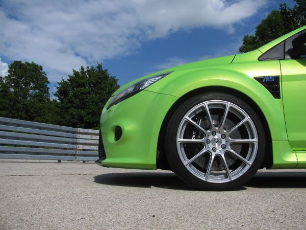Ford Focus Rs Mf1 Silber Mg In 2020 Ford Focus Ford Fahrzeuge