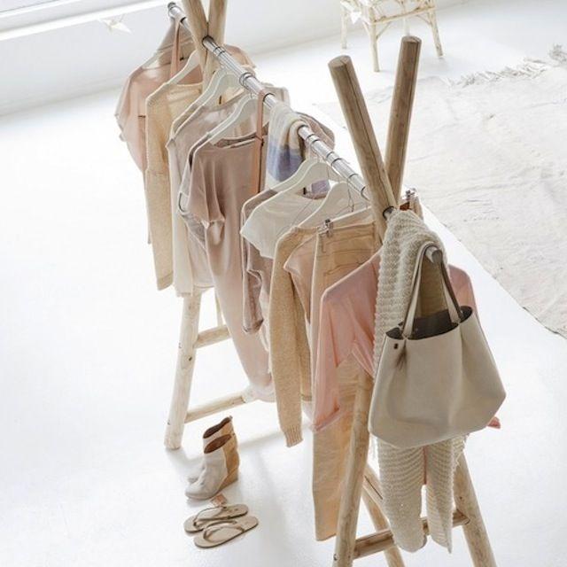 INSPIRATION: Droom weg bij de leukste kledingrekken