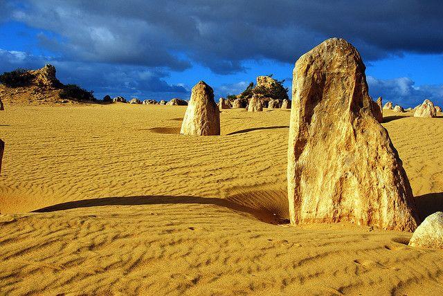 The Pinnacles Desert. Australia