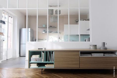 25 best ideas about cloison vitr e on pinterest. Black Bedroom Furniture Sets. Home Design Ideas