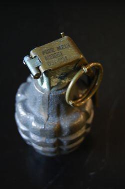 Hand Grenade…..