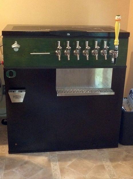 28 best keezers images on pinterest brewing equipment for Build your own walk in beer cooler