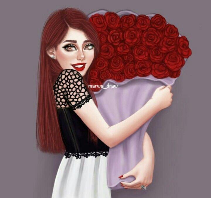 Pin By Lalita Lalita On Dolls And Art Girly Drawings Girly Art Cute Girl Drawing