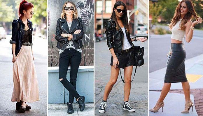 982126b8f68 Ανακαλύψτε πως μπορείτε να υιοθετήσετε το γυναικείο ροκ στυλ ντυσίματος  τόσο στις casual, όσο και στις βραδινές σας εμφανίσεις.