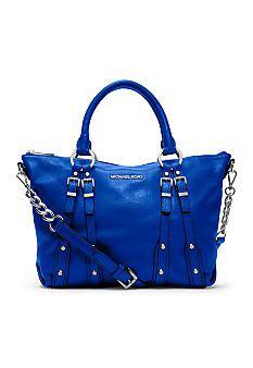 MICHAEL Michael Kors Selma Large Topzip Satche #belk #handbags