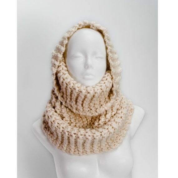 Simple Snood Knitting Pattern : SNOOD KNITTING PATTERN super easy anniversary gift for boyfriend or f?