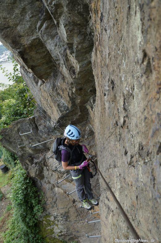 Boppard – Mittelrhein Klettersteig