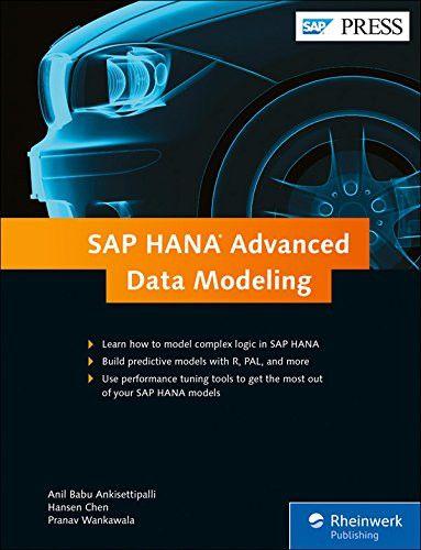 SAP HANA Advanced Data Modeling (SAP PRESS)