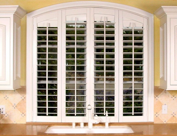 19 best images about permawood plantation shutters on for Should plantation shutters match trim
