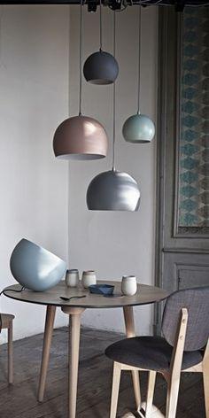 Design Lampen. Skandinavisches Design neu interpretiert