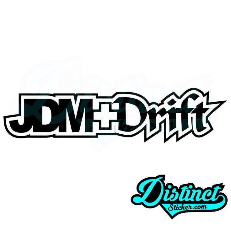 23 best drift sticker images on pinterest sticker stickers jdmdrift sticker sciox Gallery