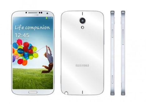 The upcoming Samsung GALAXY Note 3 to the latest rumors could come with an optical image stabilizer, the GALAXY Note 3 release is at IFA 2013