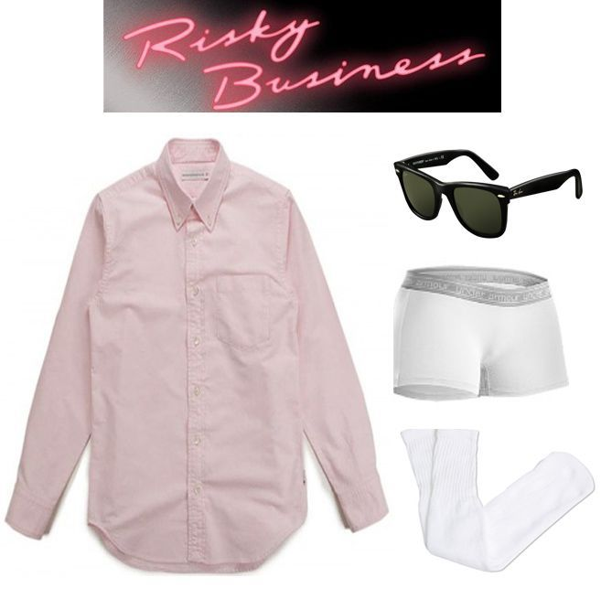Image result for baby halloween costume - tom cruise risky business for F's halloween costume in 2017 for our party
