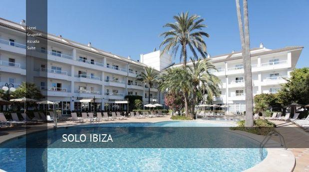 Hotel Grupotel Alcudia Suite en Mallorca opiniones y reserva