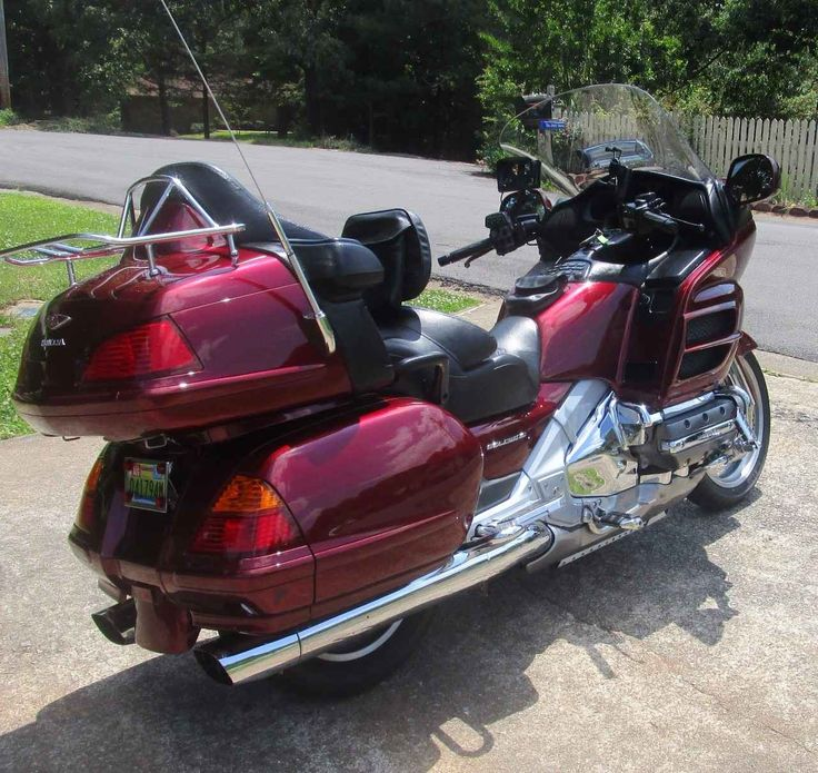 Used 2005 Honda GOLD WING 1800 Motorcycles For Sale in Alabama,AL. This 2005 Goldwing is ready to just ride. I am including several items that are just for this bike. Included is a Garmin GPS system that has lifetime updates.Sirrus xm Onyx radio. These are hard wired to the accessory panel.The bike has Ram mounting systems. There is luggage and a complete manual , hardback and cd. 3 helmets ,1- Torc hi viz with Blinc sysytem,2 Nolan helmets.1- travel cover,updated National windshield,nose…