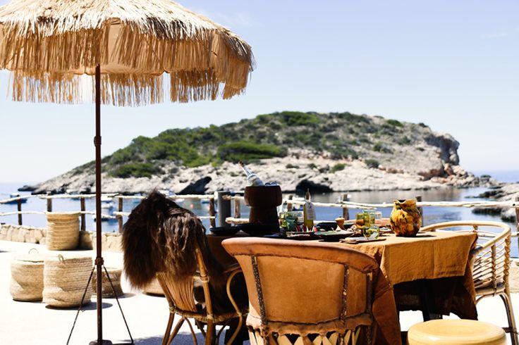 Los Enamorados à Ibiza, délire éclectique bohème
