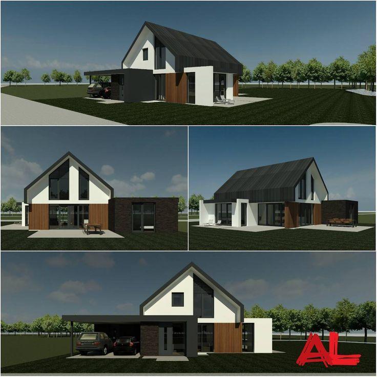 Nieuwe opdracht! Een nieuw te bouwen vrijstaande woning in Afferden, Gelderland. ---------- #ProjectInUitvoering #Nieuwbouw #Nieuwbouwwoning #vrijstaandewoning #Gelderland #Architecten #Architecture #ArchitectenBureau #ALarchitectuur #HomeDesign #HouseProject #WorkInProgress