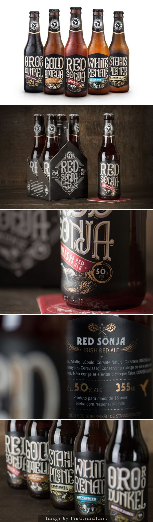 Stannis Beer by Firmorama Design Studio
