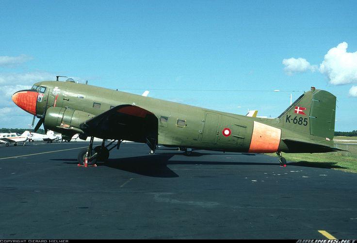 Douglas C-47A Skytrain (DC-3) - Denmark - Air Force | Aviation Photo #1084818 | Airliners.net