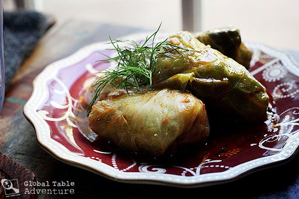 Recipe: Romanian Stuffed Cabbage Leaves (Sarmale)