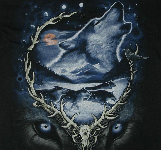 ojos del lobo wallpaper - ForWallpaper.