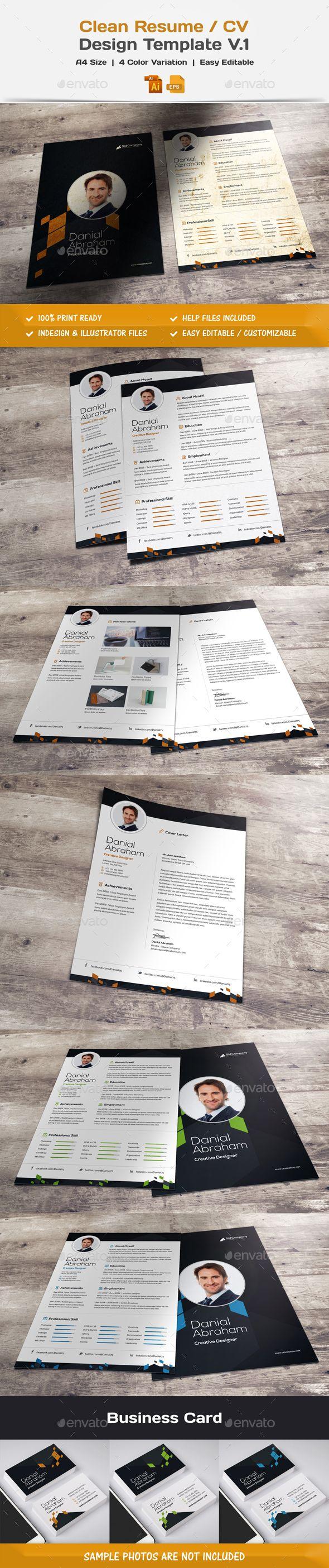 25 trending cv design template ideas on pinterest cv design