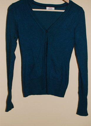 Kupuj mé předměty na #vinted http://www.vinted.cz/damske-obleceni/svetry/15743980-tmave-zelenypetrolejovy-svetrik