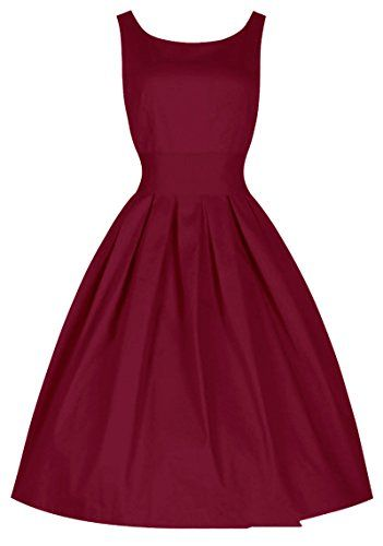 Find Dress Vintage années 50 's Style Audrey HepburnRockabilly Swing, Robe de soirée cocktail Bordeaux L Find Dress https://www.amazon.fr/dp/B01A1P6QRO/ref=cm_sw_r_pi_dp_qHcfxbD6617RM