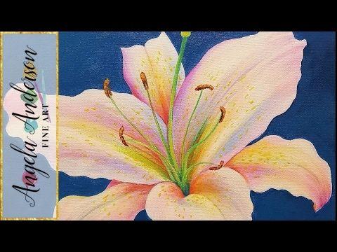 Best 25 acrylic painting tutorials ideas on pinterest for Step by step acrylic painting tutorial