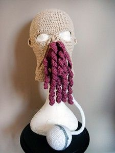 crochet costumes for adults free crochet patterns grown ups doctor who ood mask pattern