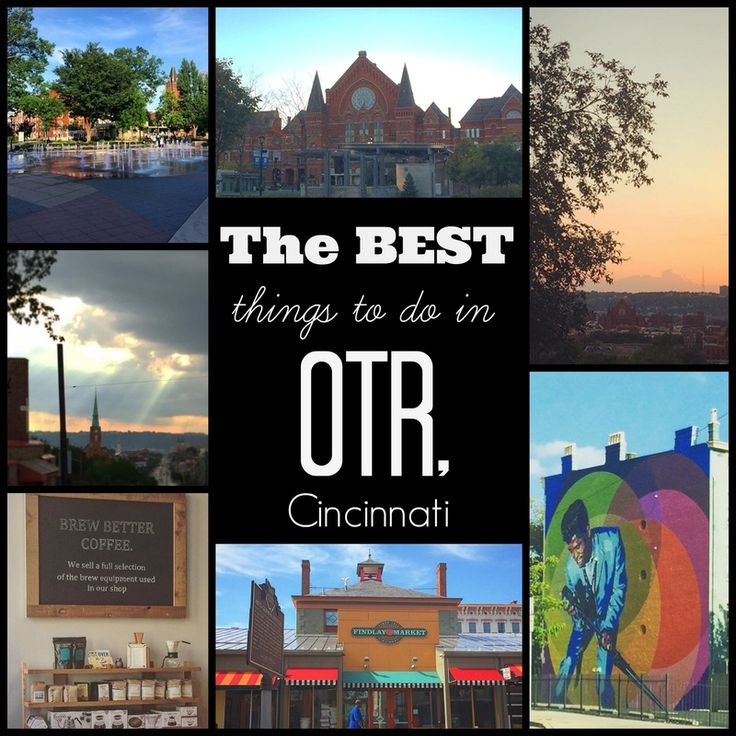 Best Things To Do In Cincinnati, Ohio. Amazing Things To