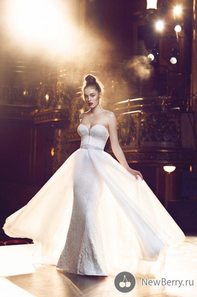 Свадебные платья Paloma Blanca осень-зима 2016-2017