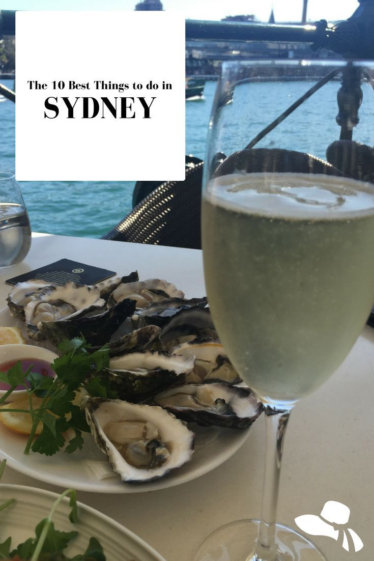 Looking for things to do in Sydney? here are the 10 best - from the Harbour Bridge Experience to where to eat to the Sydney Fish Market, Paddington Pub Crawl, Bondi Coogee walk and so many more