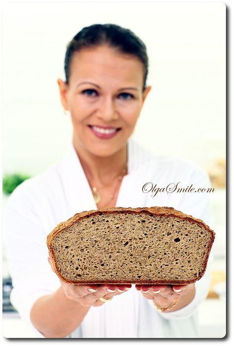Prosty chleb bezglutenowy - przepis Olgi Smile