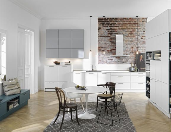 100 best Küche images on Pinterest Home ideas, Dinner room and - küchen modern design