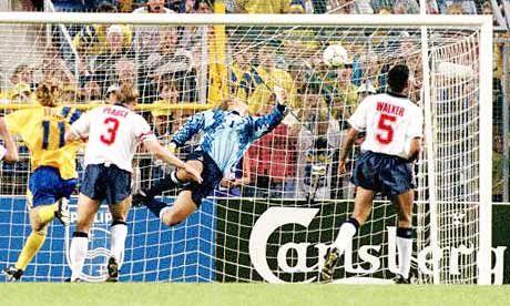 Brolin gol - Euro '92