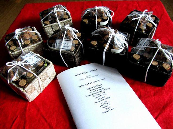 Spice Kits from the Dirty Dozen Donation Derby - By Lady Kaðlín Konálldottir