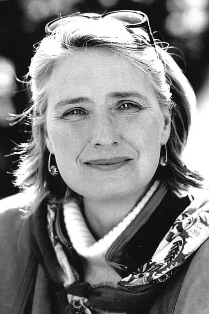 Louise Penny, one of my favorite mystery authors