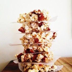 I Quit Sugar - Popcorn and Almond Crunch